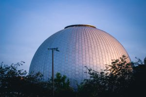 Zeiss Planetarium mit Sternwarte Demmin