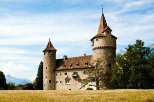 Burg Pappenheim mit Natur- und Jagsmuseum